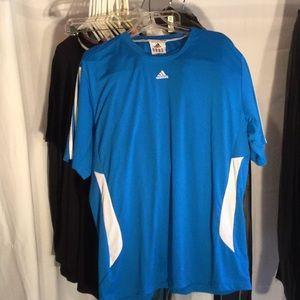 Adidas clima 365 short sleeve shirt worn once